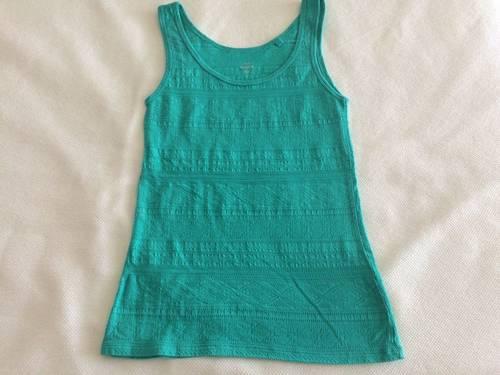 T-shirt vert taille S TBE