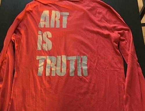 T-shirt Zadig et Voltaire manches longues taille L