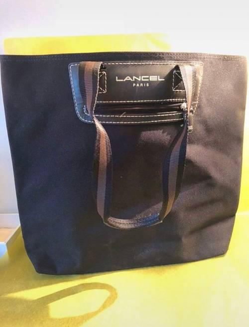 Sac shopping Lancel