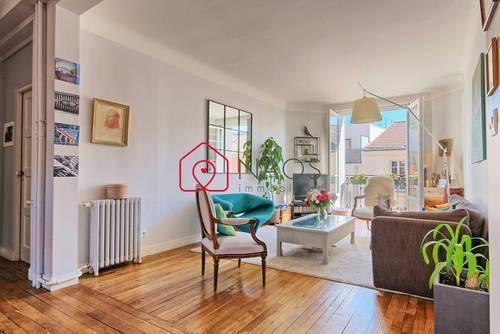 Vends très bel appartement familial - 3chambres, 101m², Asnières-sur-Seine (92)