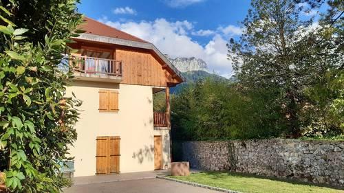 Loue appartement Rive soleil du lac d'Annecy - Menthon-Saint-Bernard (74) - 5/6couchages