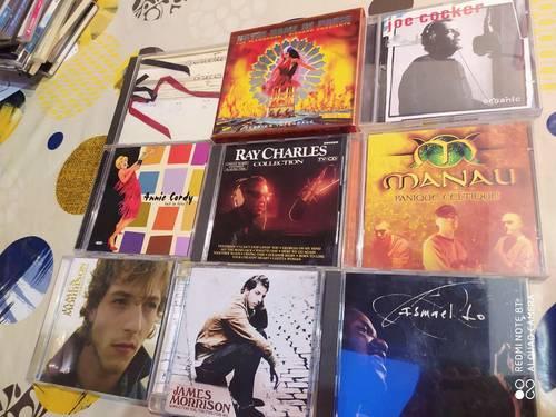 CD tte sorte de musique