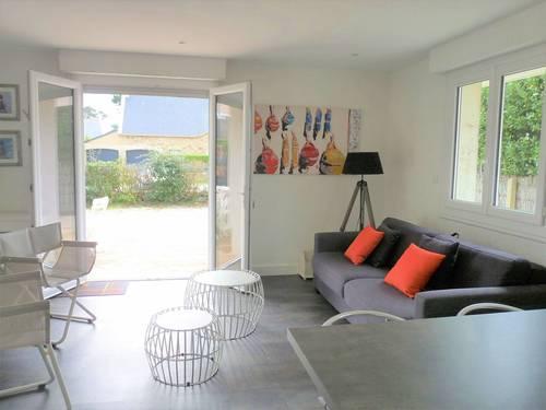 Loue Spacieux et lumineux appartement à Carnac Plage 6couchages