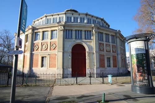 5spectacles de cirque, en ligne, enregistrés dans le cirque de Reims