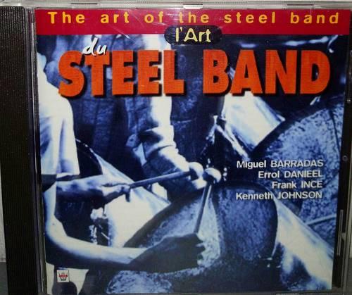 """CD: """"L'art du STELL BAND"""""""