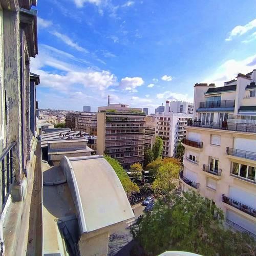 Loue Studette Paris 16ème - 9m²