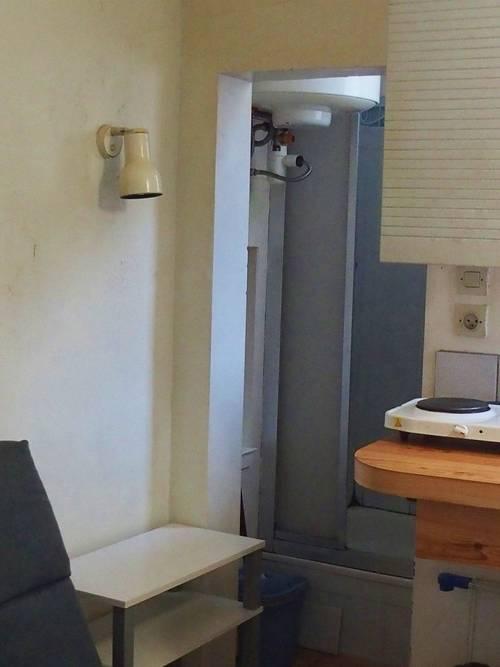 Studette à Louer meublée 11,5m² - Paris (Paris 4ème)