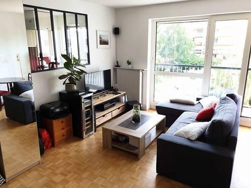 Loue studio loft Asnières-sur-Seine (92) - 45m²