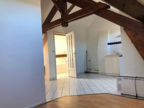 Loue Studio atypique 33m² lumineux en centre ville - Amiens (80)