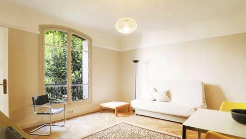 Loue studio de charme 27m², Paris 17ème (Parc Monceau)