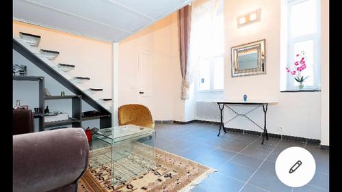 Loue studio duplex quartier Musiciens - 1chambre, 39m² - Nice (06)