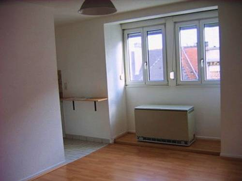 Loue studio avec kitch. Salle de bains 24m², 4ème étage, rue Sellenick à Strasbourg (67)