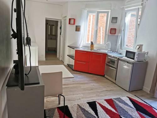 Studio à louer Mairie de Montreuil (92) - 27m²