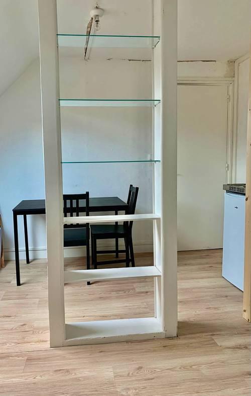 Loue studio meublé Amines (bas Henriville) - 15m², Amiens (80)