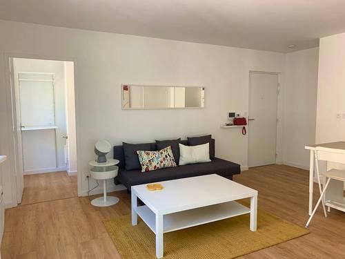 Loue Studio meublé - 32m², Rennes (35)