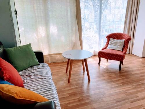 Loue studio meublé 30m² Boulogne-Billancourt (92) - 1chambre