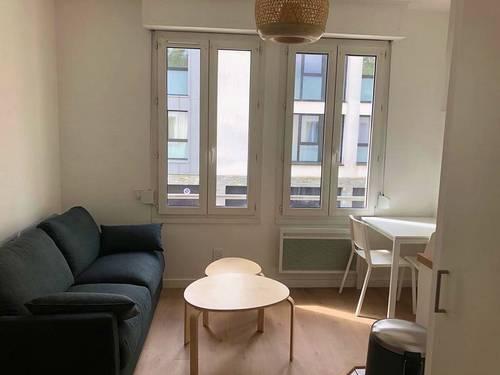 Loue Studio meublé - Rennes Centre - 1chambre, 15m²