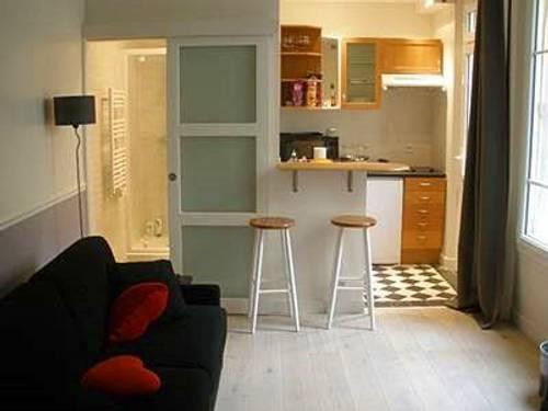 Loue Studio meublé avec terrasse - Colombes Centre (92) - Dispo fin août - 18m²
