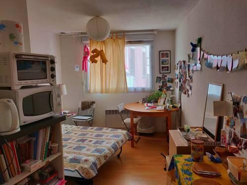 Loue studio meublé Toulouse (31) - 20m²