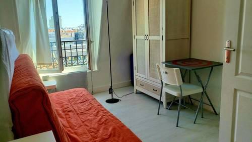 Loue studio meublé Vincennes (94) - 12m²