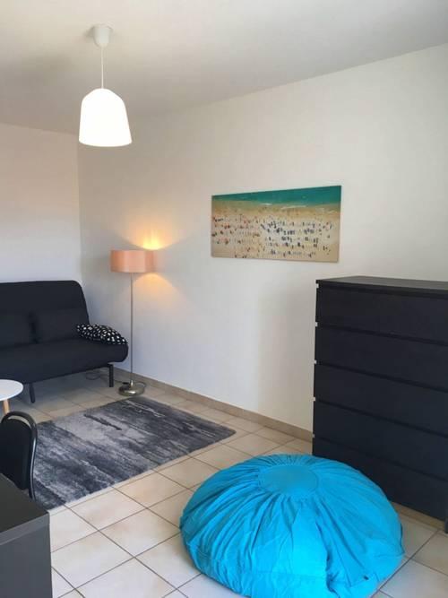 Loue studio Montpellier meublé