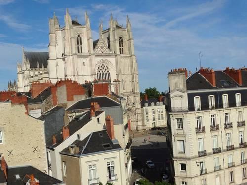 Loue studio 15m² - Nantes Cathédrale (44)