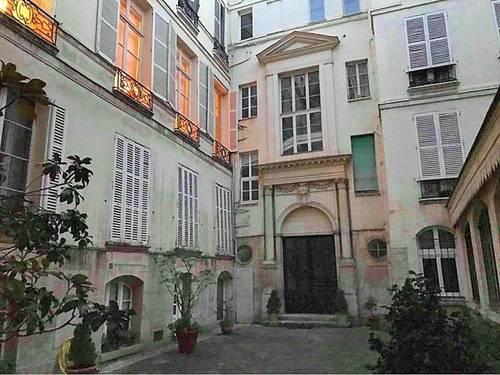 Loue studio 15m² - Paris 6ème- Notre Dame