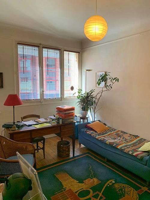 Loue studio 19m² à Paris14ème Bail professionnel