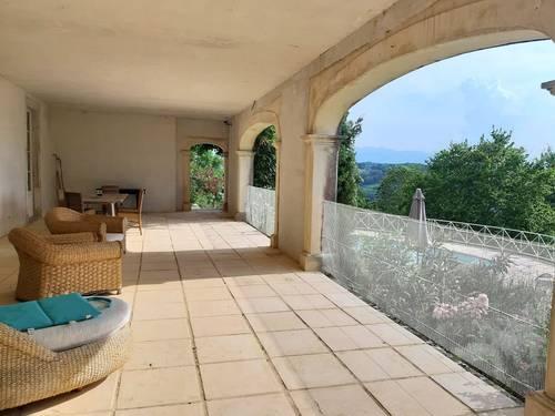 Studio 5km Pau, silence absolu- 70m²-terrasse vue panoramique Pyrénées