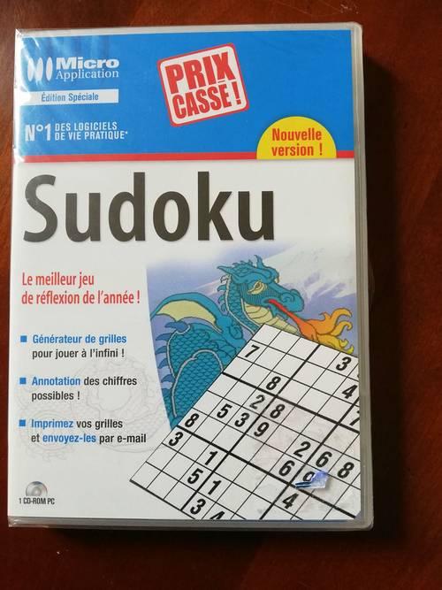 Dvd de sudoku
