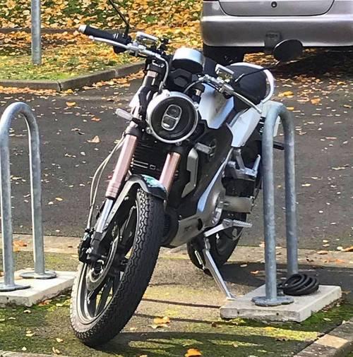 Super Soco TC MAX - 125cc