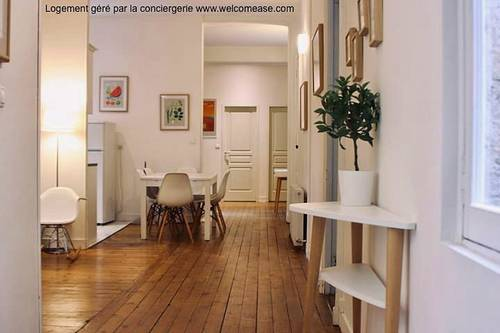 Propose superbe appartement pour 7personnes (110m²/parking/plein centre)