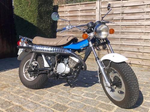 Suzuki Van Van RV 125cm3de 1976, 11861km