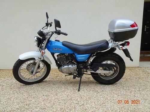MOTO 125CM Suzuki Vanvan