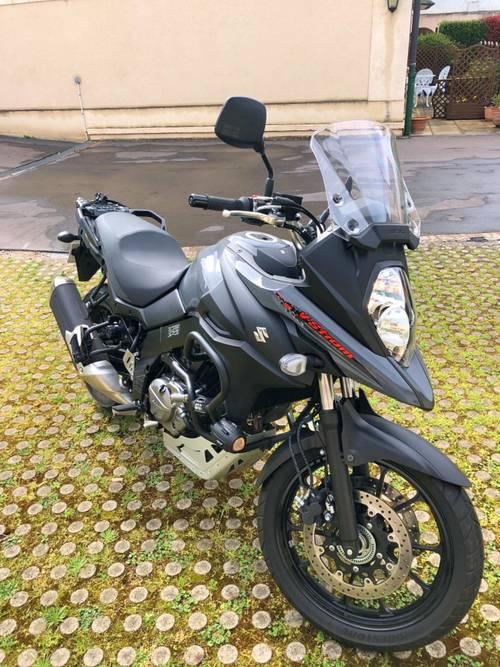 Suzuki DL 650Vstrom ABS - 2020- 4866km
