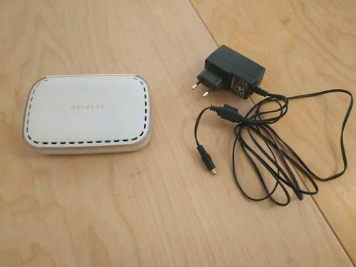 Switch Ethernet Netgear SV605v3