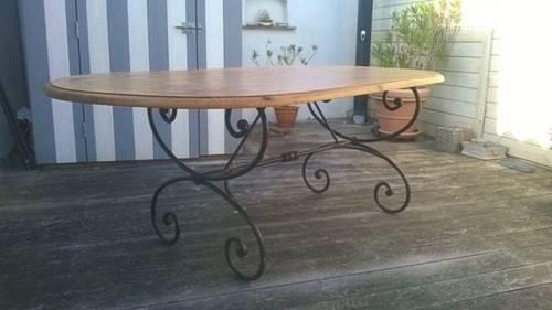Table bois (intérieur)