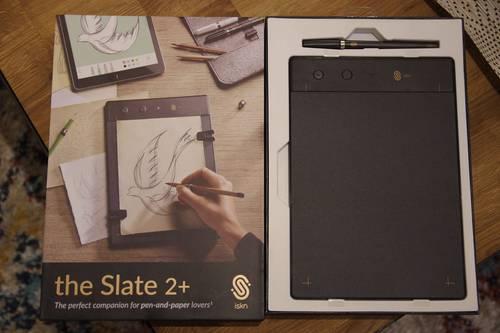 Tablette ISKN The Slate 2+