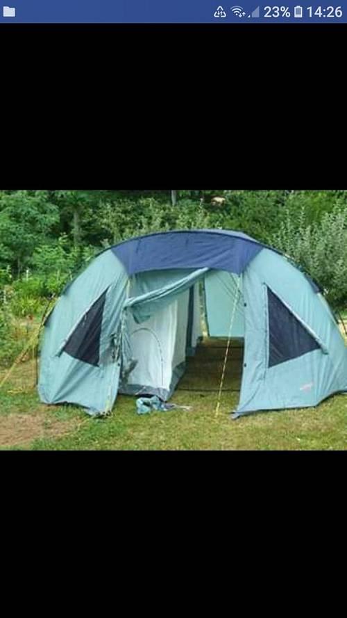 Tente Marechal 4/6places