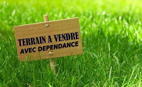 Vends terrain constructible de 450m² avec dépendance de 47m² - Montreuil (93)