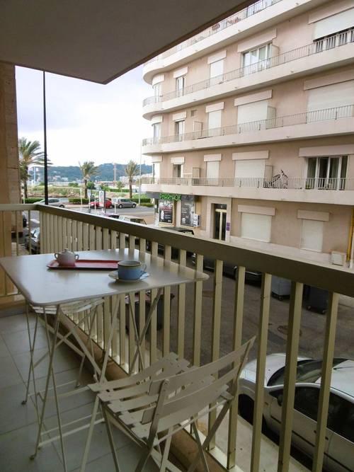 Loue beau 3pièces + Terrasse 28m² à 200m de la plage du Ponteil +Parking - 4couchages, Antibes (06)