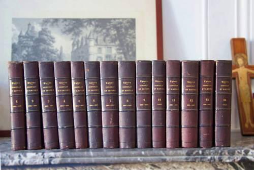 Thiers, Histoire du Consulat et de l'Empire (1845)