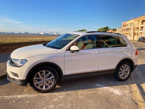 Tiguan Volkswagen 2.0TDI CONFORTLINE, 2018, 56000km