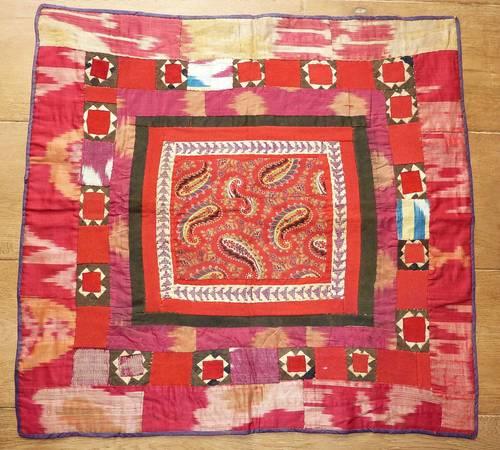 Vends tissu Ouzbekistan