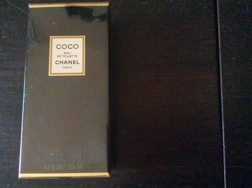 Eau de toilette Coco de Chanel en flacon de 125ml
