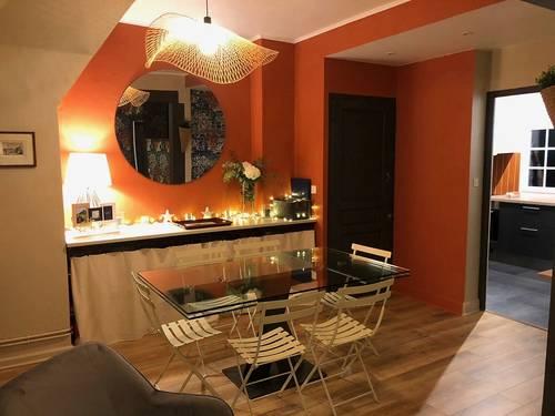 Loue Le Touquet Duplex 70m²: 2chambres 4couchages rue de Londres