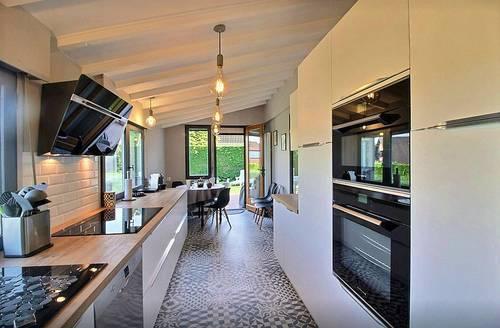 Loue villa classée 2* - 4chambres - 9couchages - Jardin - 5' plage, centre - Le Touquet-Paris-Plage (62)