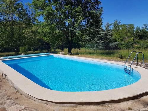 Loue chambre d'hôtes 2P. Dans parc avec piscine à 1h de Toulouse- Vindrac (81)