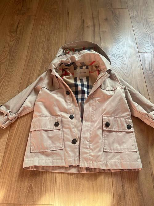 Trench-coat burberry - Taille 24mois