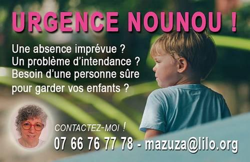 Propose service de nounou et de garde d'enfants à Toulouse